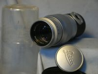 '         13.5CM Hektor LTM -GREAT BOKEH-CASED ' Leica 135mm 1:4.5 LEICA LTM Mount Lens £129.99